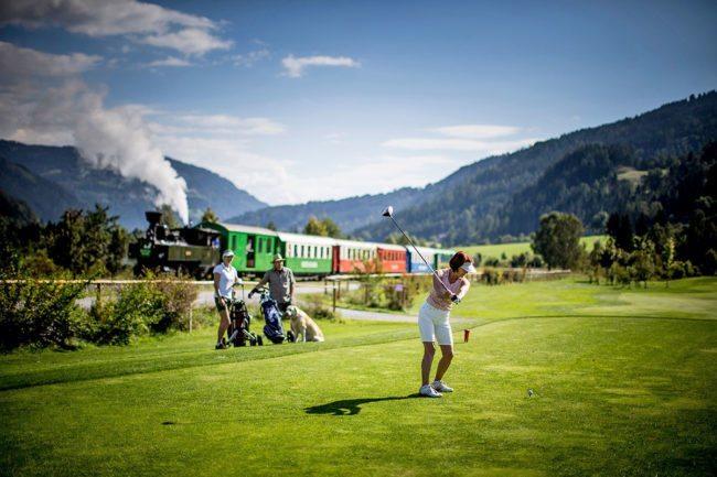 Golf - Sommerurlaub in der Region Murau-Kreischberg, Steiermark