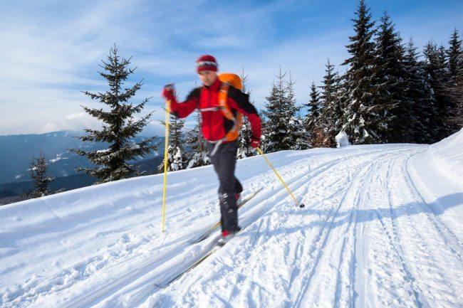 Langlaufen - Winterurlaub am Kreischberg, Steiermark