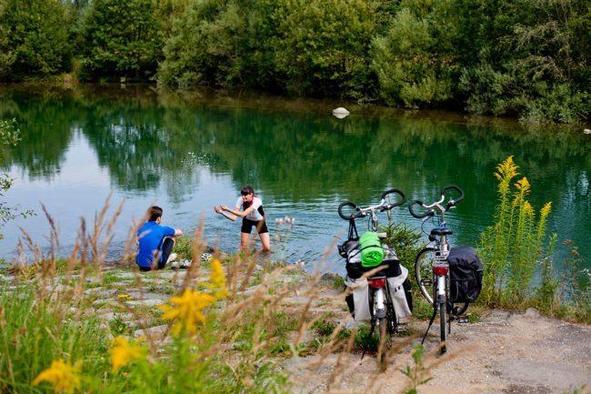 Radfahren - Sommerurlaub in der Region Murau-Kreischberg, Steiermark