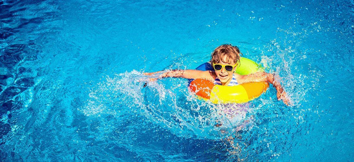 Schwimmbäder - Ausflugsziel im Urlaub im Murtal