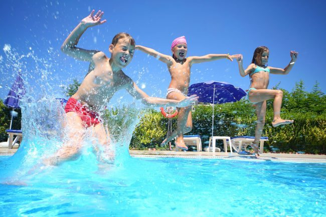 Schwimmen - Sommerurlaub in der Region Murau-Kreischberg, Steiermark