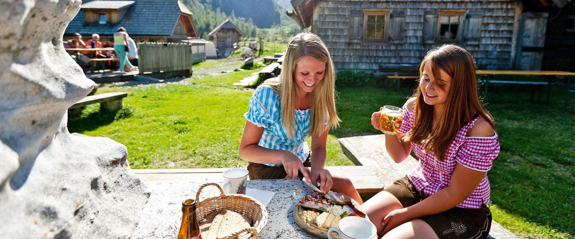 Urlaub im Murtal, Steiermark