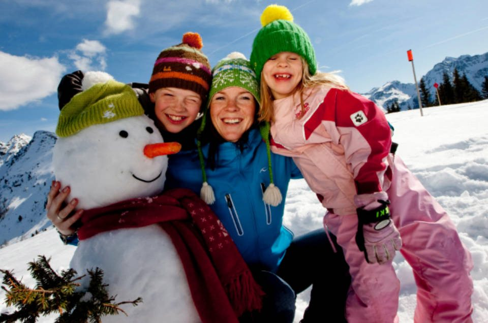 Winter im Murtal - Familie - Vitalhof Rohrer